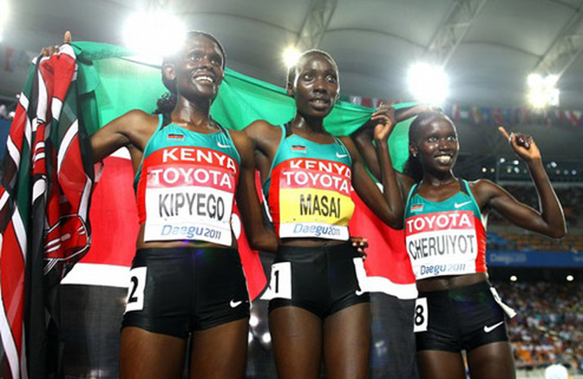 Кенийки, Getty Images
