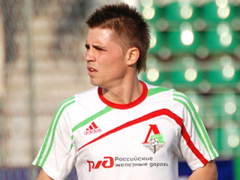 Дмитрий Торбинский, фото ФК Локомотив