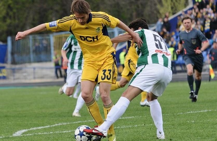 Фото Дмитрий Неймырка, football.ua