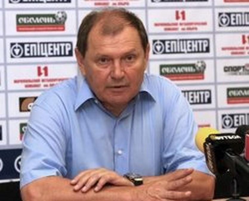 Валерий Яремченко, фото ФК Ильичевец