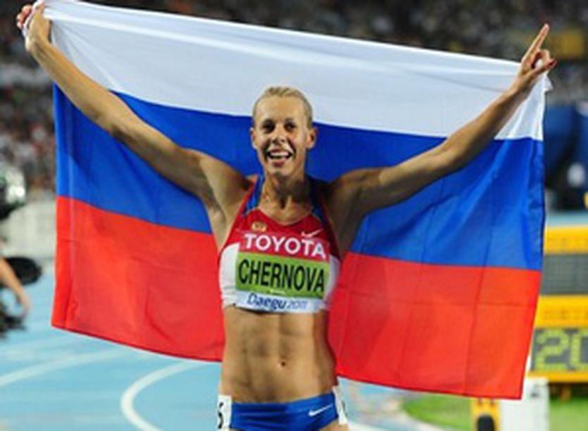 Татьяна Чернова, Getty Images