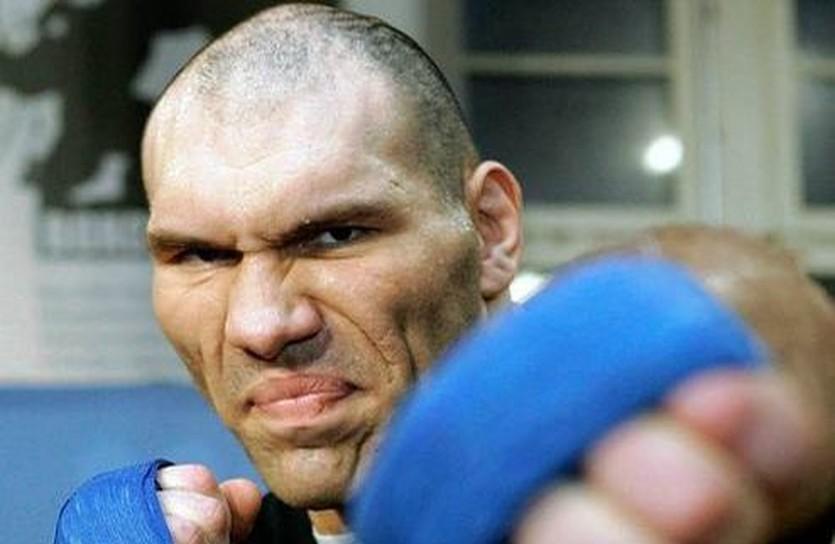 Николай Валуев, gorodokboxing.com