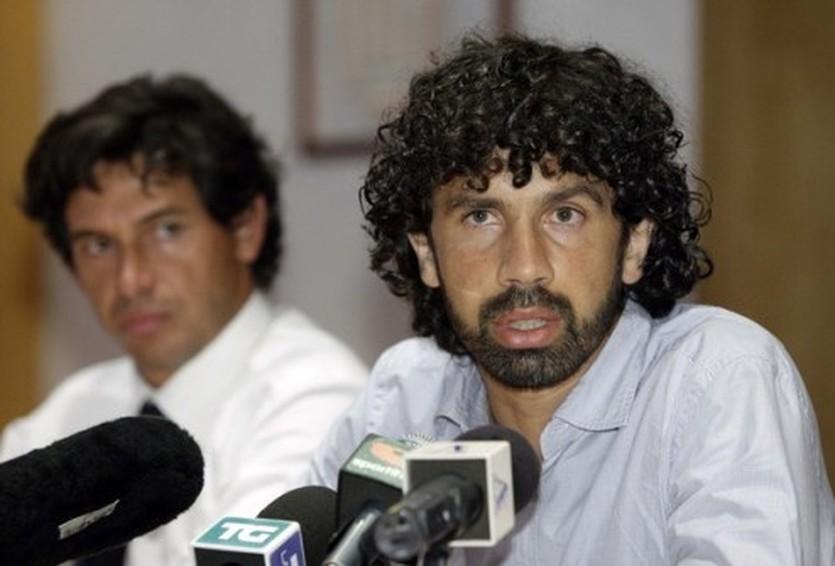 Президент Ассоциации игроков Дамиано Томмази, Reuters