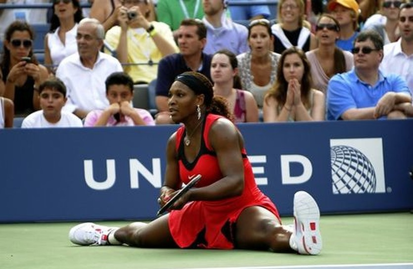 Уильямс показывает класс, Getty Images