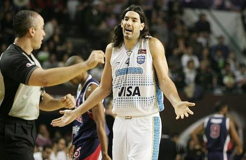 В составе Аргентины есть все лидеры, фото PHOTO FIBA AMERICAS