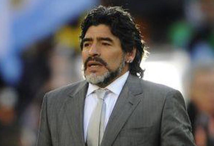 Диего Марадона, АР