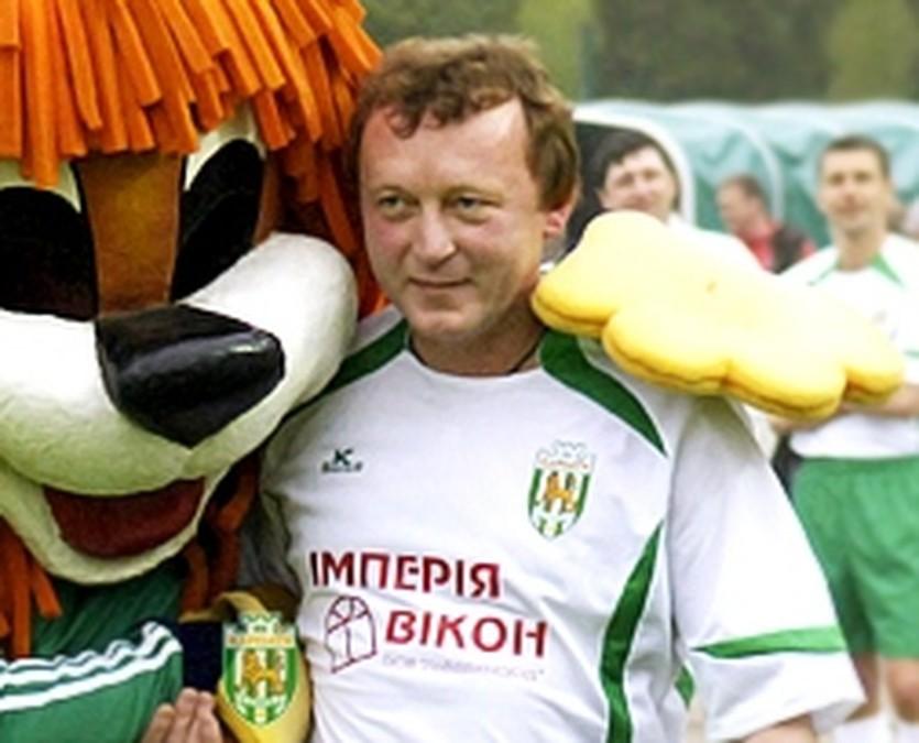Владимир Шаран, фото ФК Карпаты