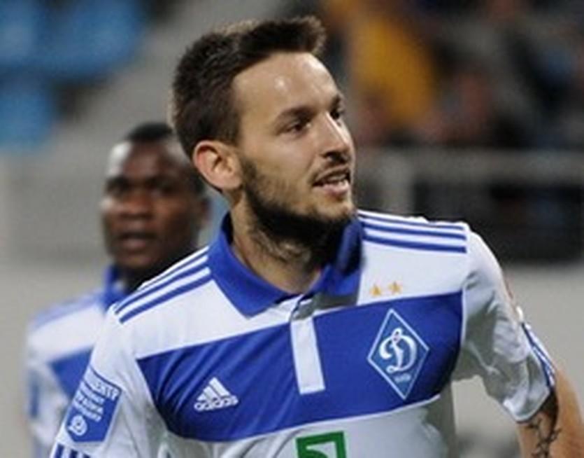 Милош Нинкович, фото И.Хохлова, football.ua