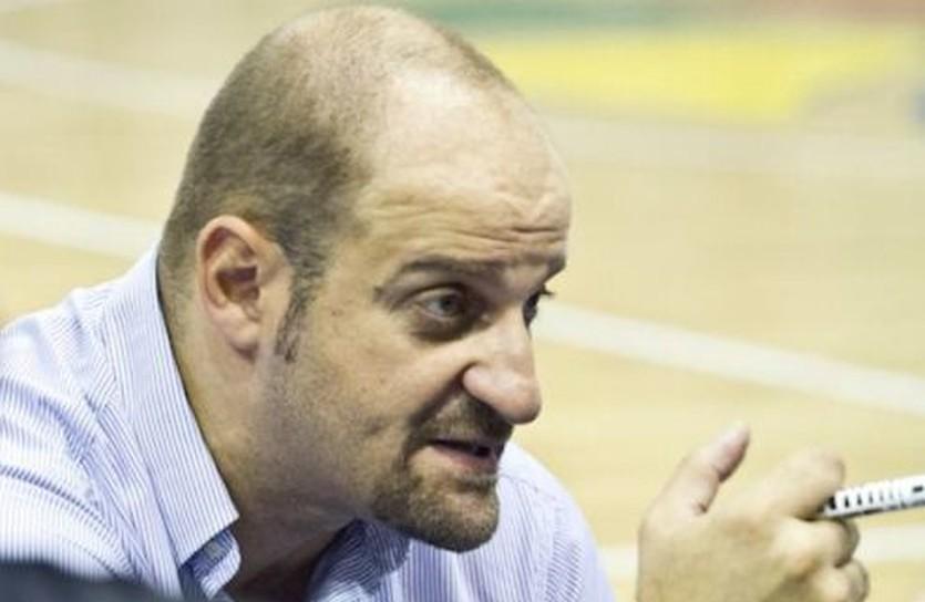 Звездан Митрович, фото БК Будивельник