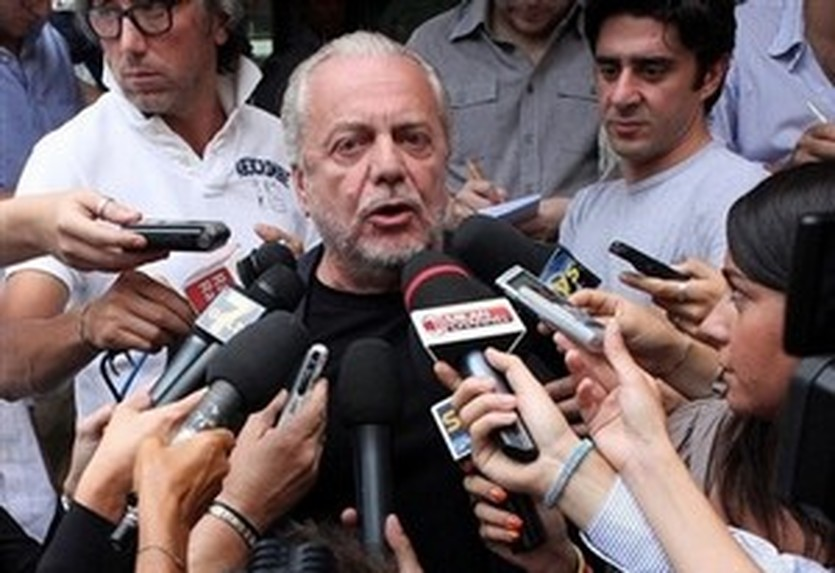 Аурелио Де Лаурентис, AP