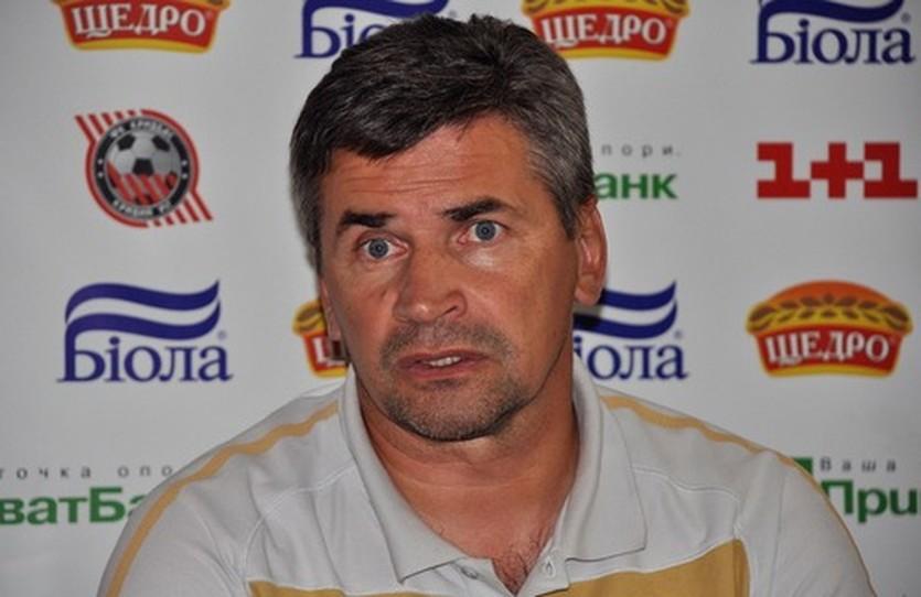 Анатолий Чанцев, фото Е.Анистрата, football.ua