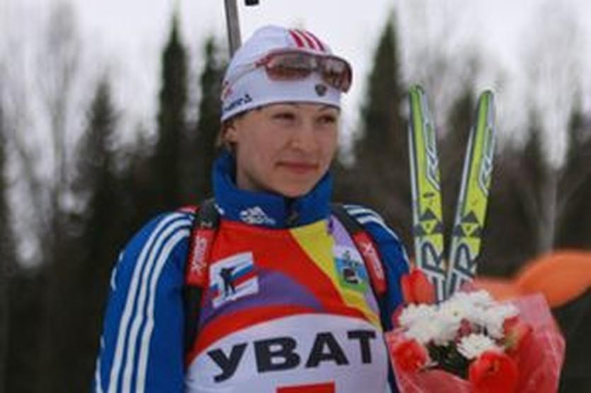 Наталья Бурдыга, biathlonrus.com