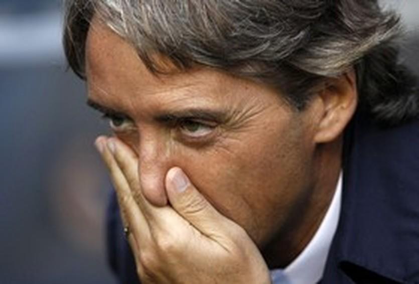 Роберто Манчини, Reuters