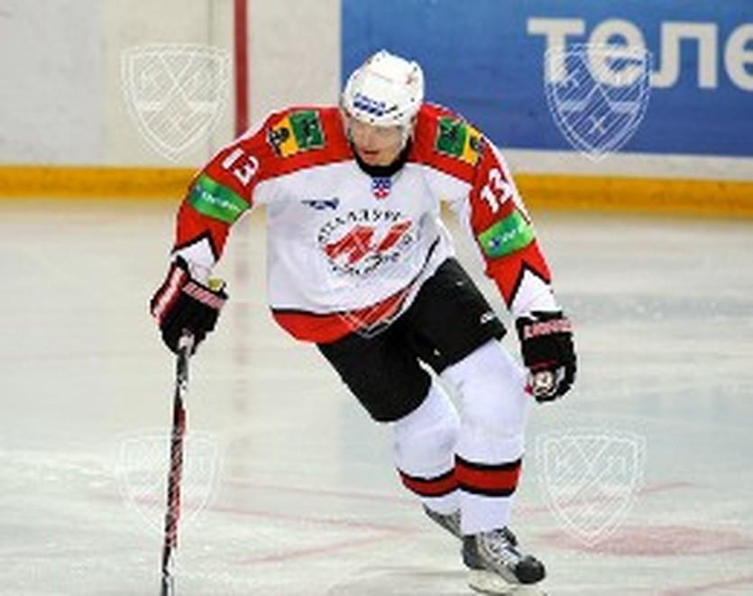 Евгений Белухин, khl.ru