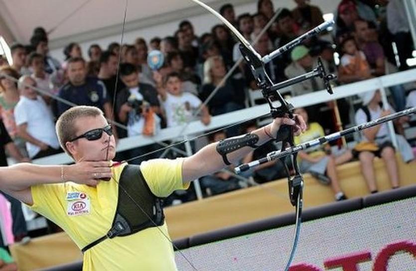 Дмитрий Грачев, archery.org