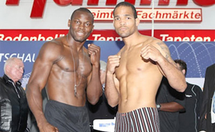 Стив Каннингем и Йоан Пабло Эрнандес, boxingscene.com