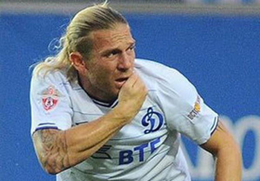 Андрей Воронин, фото ФК Динамо