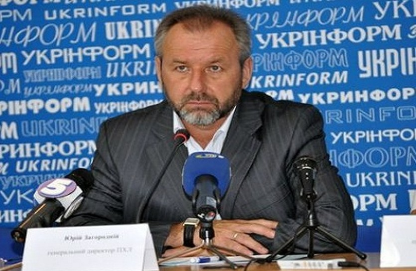 Юрий Загородний, fhu.com.ua