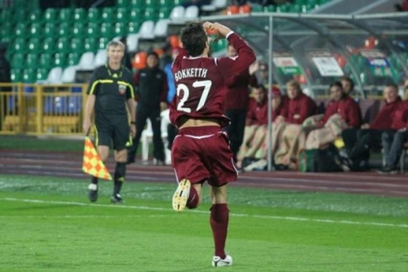 Сальваторе Боккетти, фото ФК Рубин
