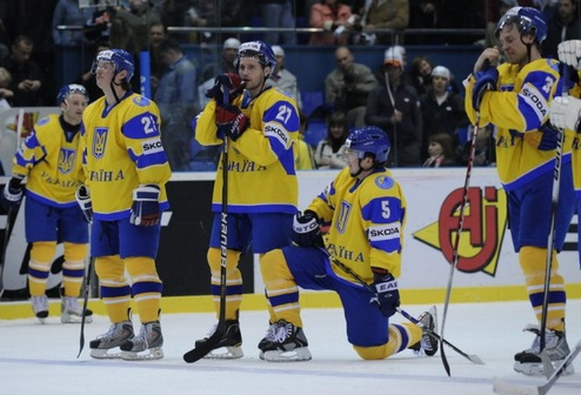 Сборная в ожидании тренера... фото Ильи Хохлова, iSport.ua