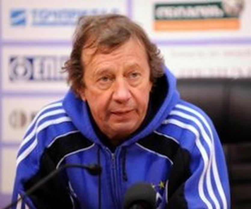 Юрий Семин, фото ФК Ворскла