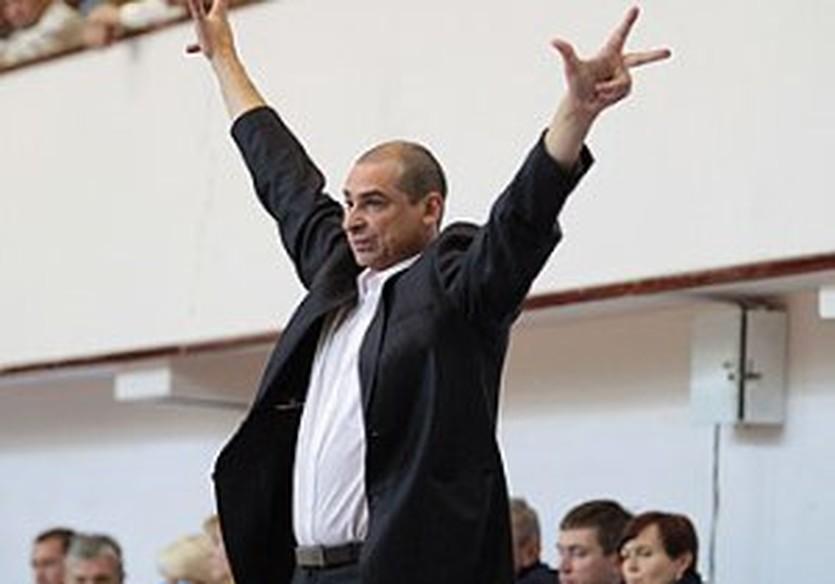 Игорь Чигринов, фото БК Днепр-Азот