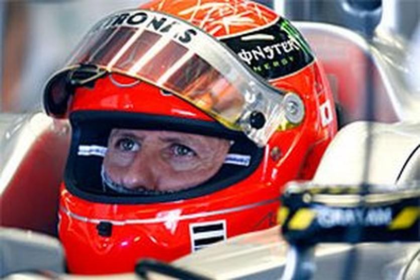 Михаэль Шумахер, autosport.com