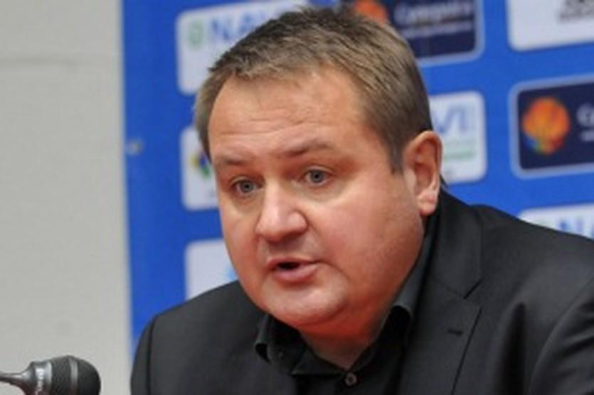 Евгений Мурзин, фото БК Донецк