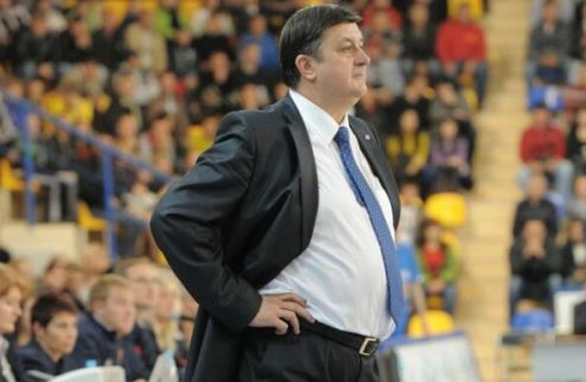 Ацо Петровичу выпала непростая задача, фото БК Азовмаш