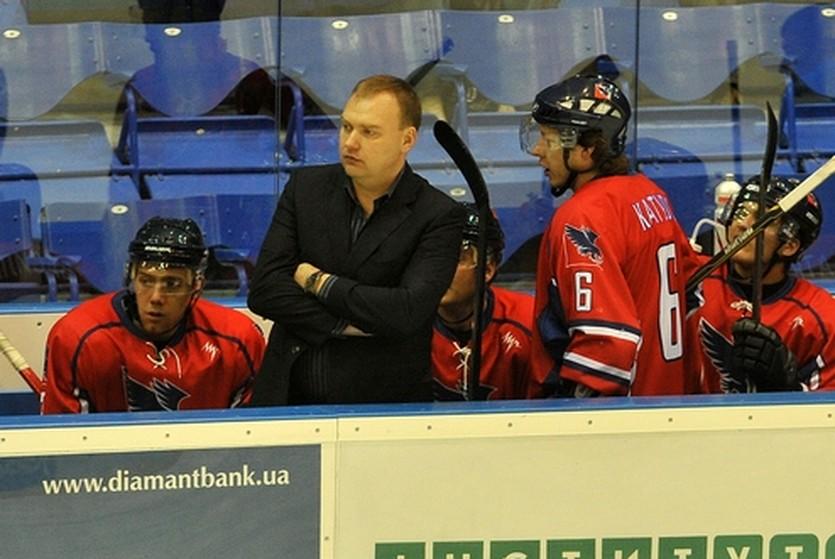 Дмитрий Пидгурский, фото ХК Беркут