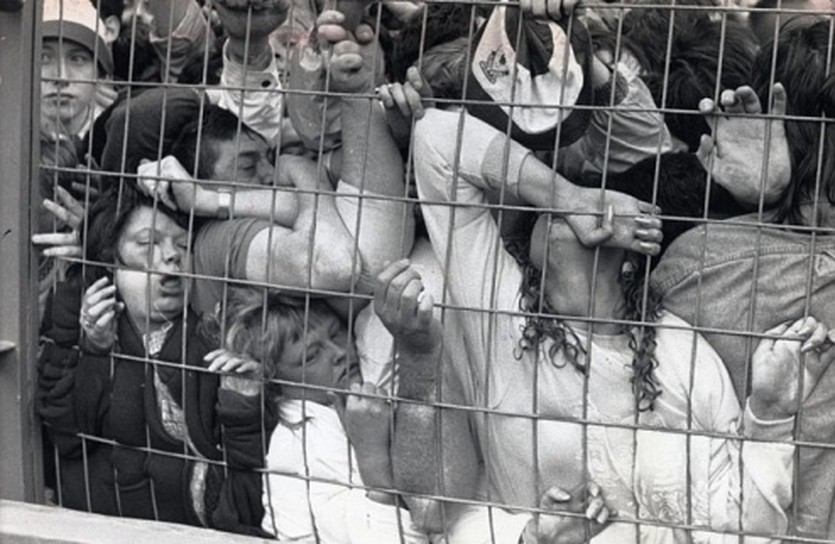 Давка на стадионе Хиллсборо