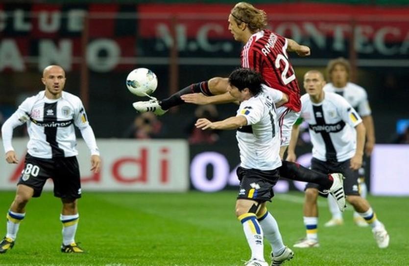 Милан побеждает, Getty Images
