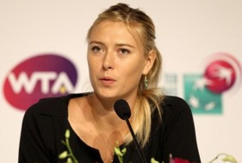 Мария Шарапова, Getty Images