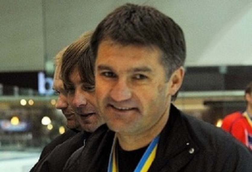 Виталий Семенченко, ХК Беркут