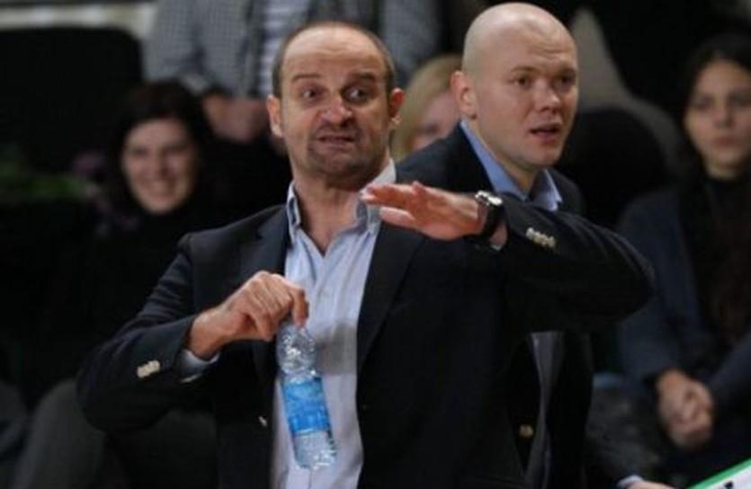 Митрович уступил, фото БК Будивельник