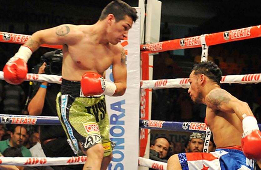 Эрнан Маркес - Луис Консепсьон II, fightnews.com