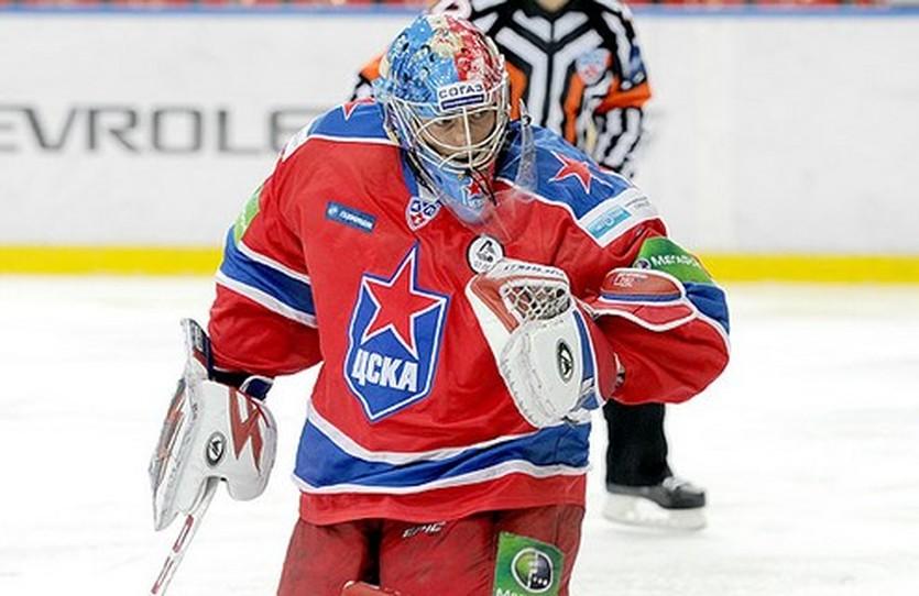 Сергей Гайдученко, cska-hockey.ru