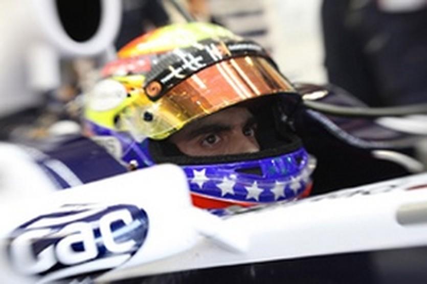 Пастор Мальдонадо, autosport.com