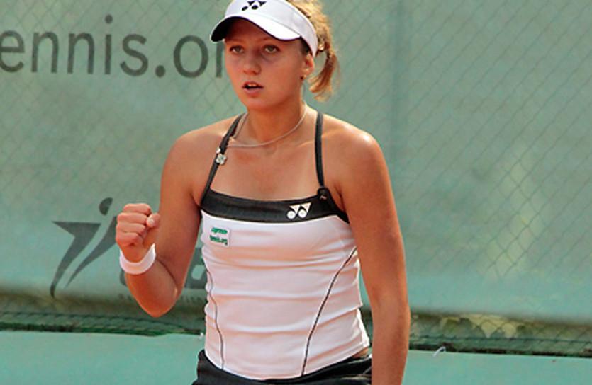 Ольга Янчук, sapronov-tennis.org