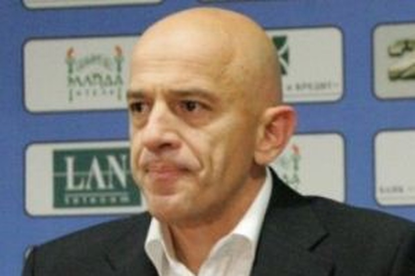 Дарко Руссо, фото БК Химик