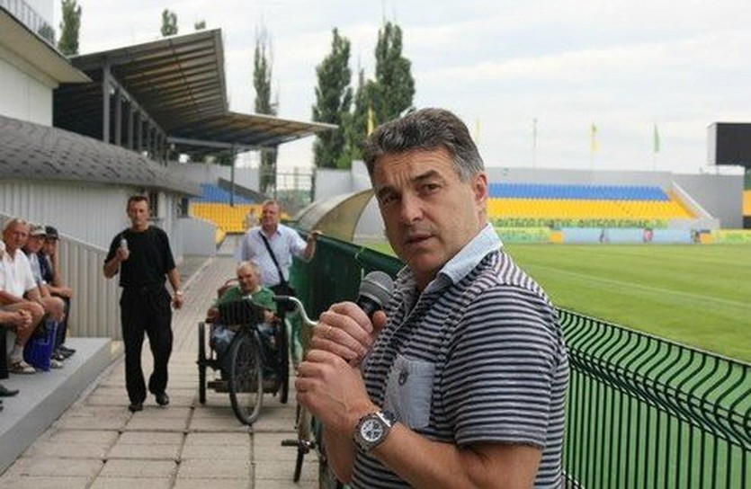 Николай Лавренко, фото ПФК Александрия