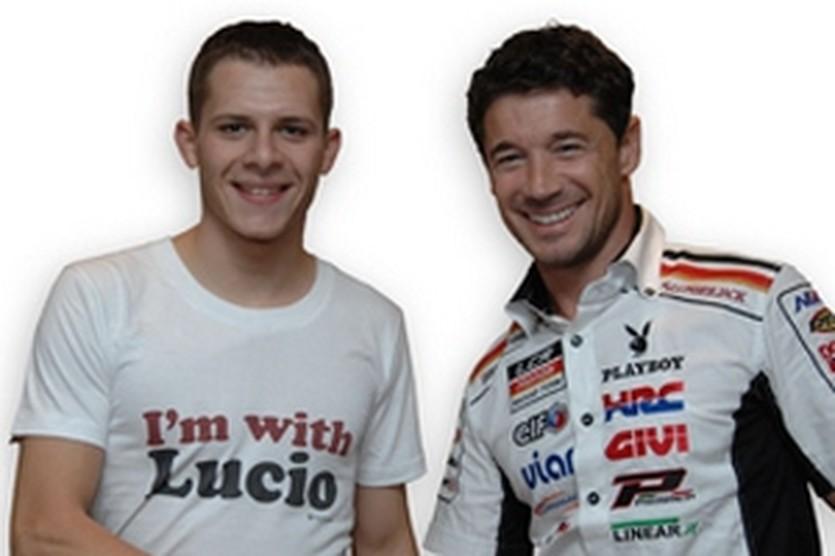 Штефан Брадль (слева), autosport.com