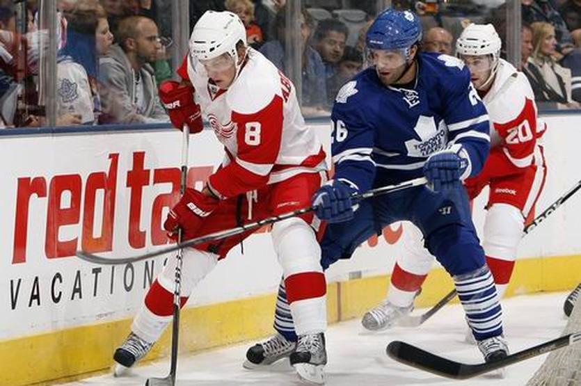 Детройт хочет чаще играть с Торонто, Getty images