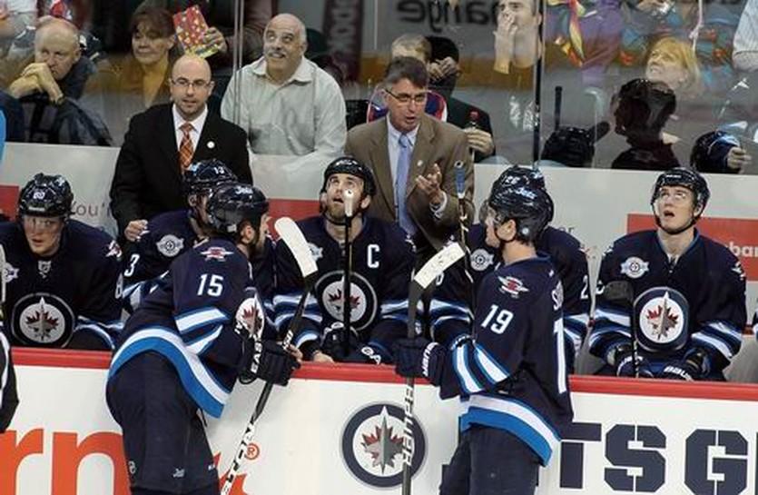 НХЛ. Виннипег — Филадельфия: десять шайб на двоих