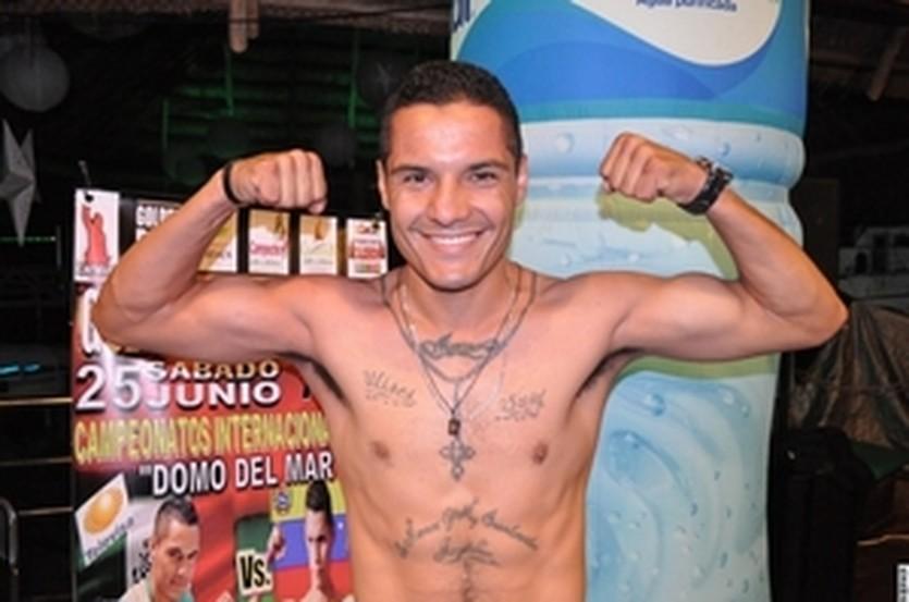 Виктор Террасас, boxinglive.co.uk