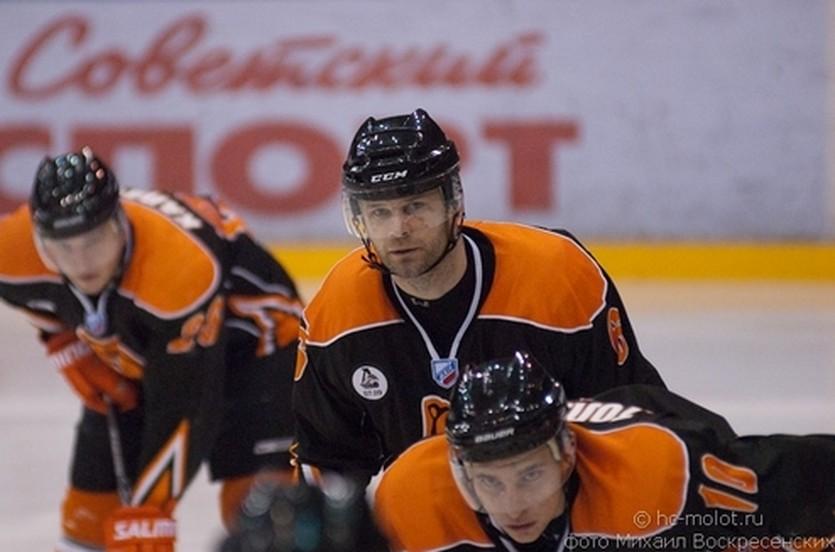 Андрей Срюбко, hc-molot.ru