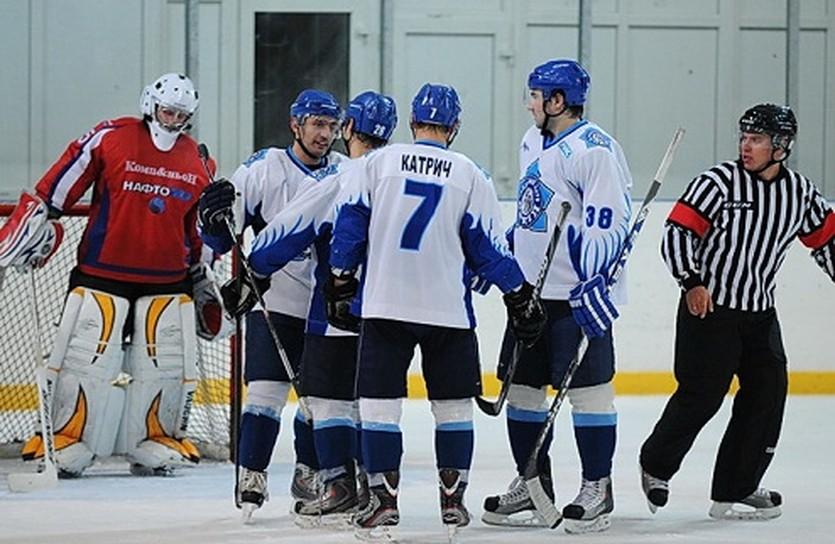 Очередная встреча Компаньона и Сокола пройдет без Кирилла Катрича. Фото Ильи Хохлова, iSport.ua