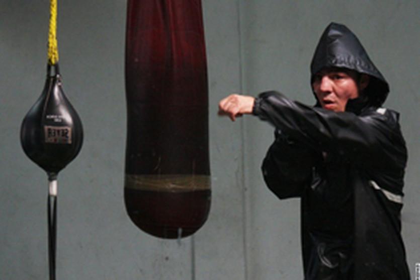 Хорхе Арсе, boxingscene.com