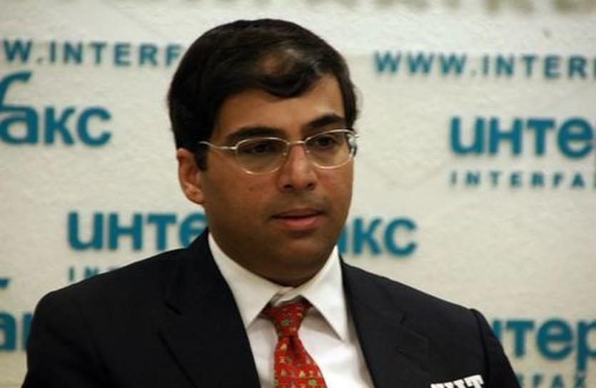 Вишванатан Ананд, russiachess.org