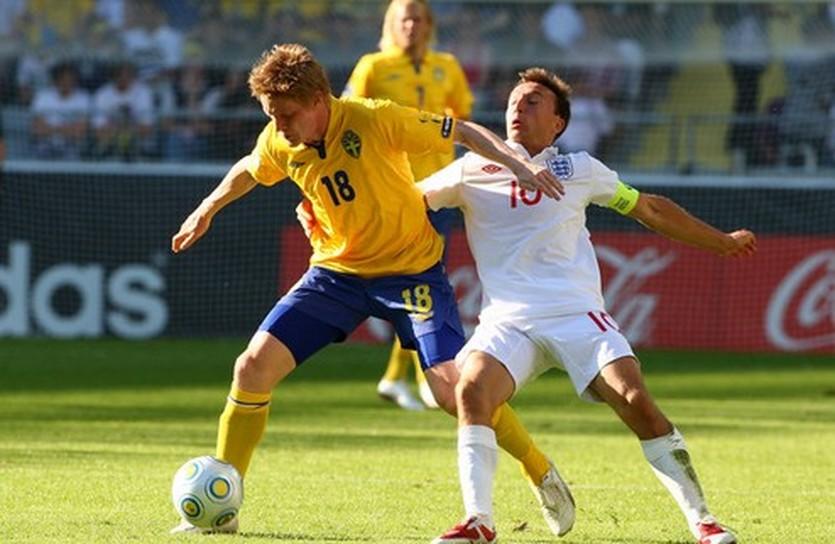 Эльм приспосабливается к английскому футболу, Getty Images